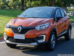 Renault Captur com câmbio automático CVT chega às lojas