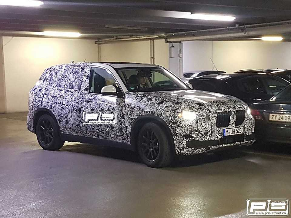 Nova geração do BMW X5 realizando testes finais de validação (imagens: Pro-Street.dk)