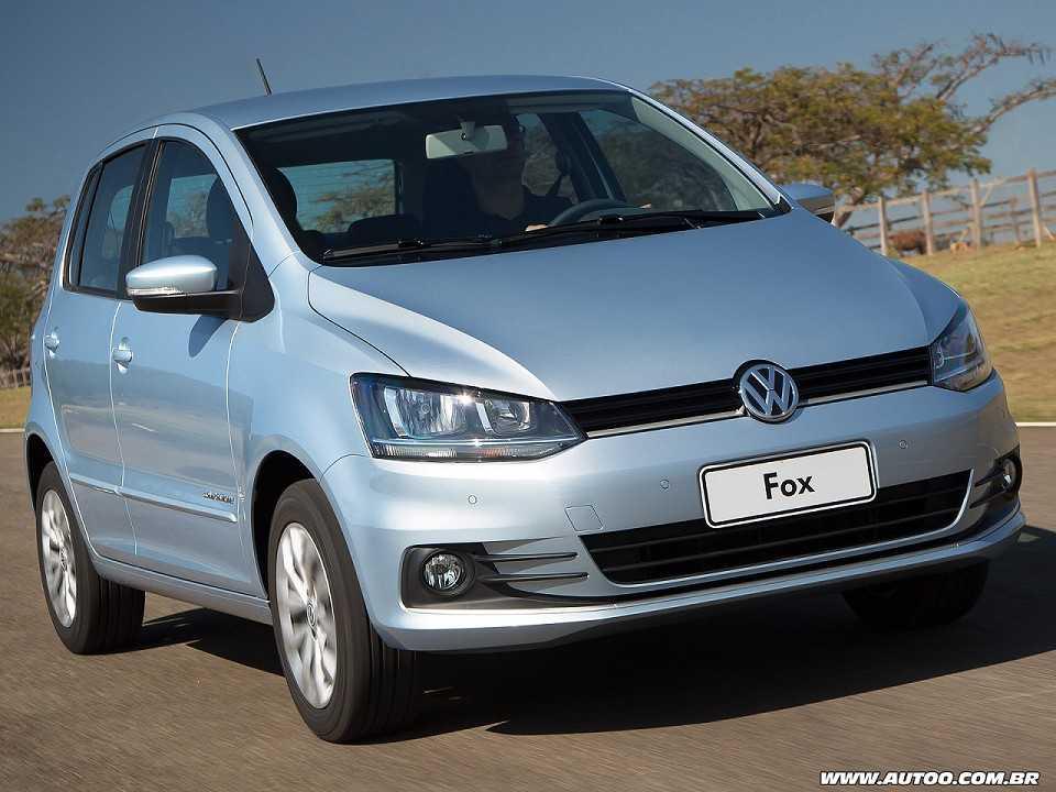 Volkswagen Fox Comfortline