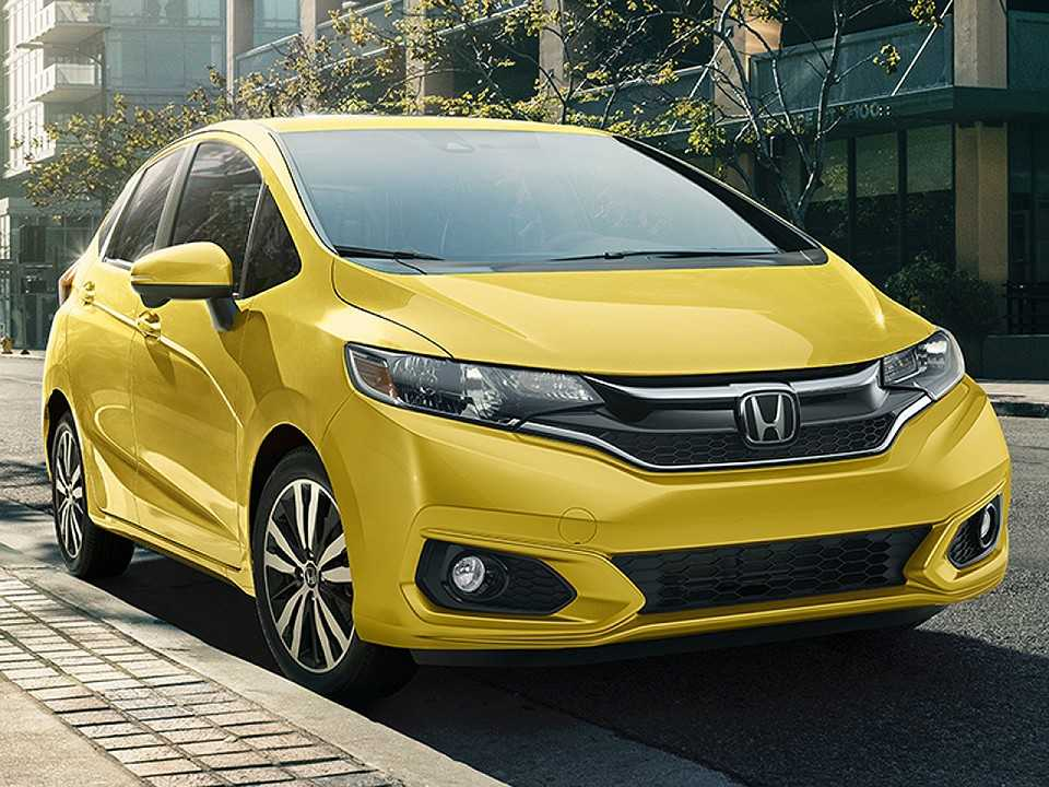 Facelift do Honda Fit revelado nos EUA