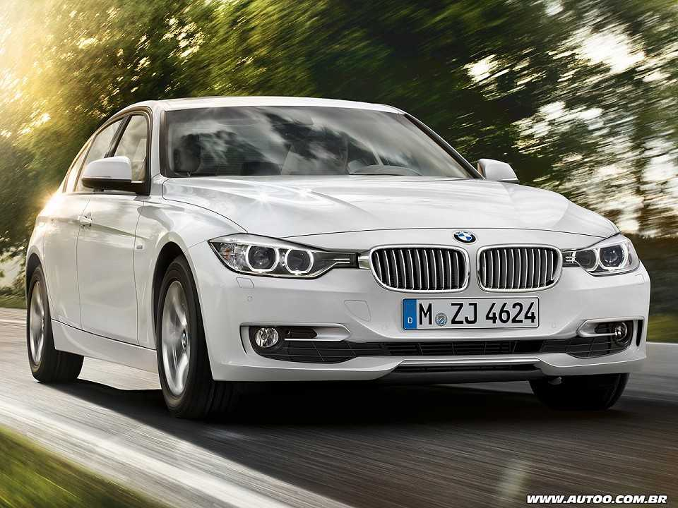 BMW Série 3 2014
