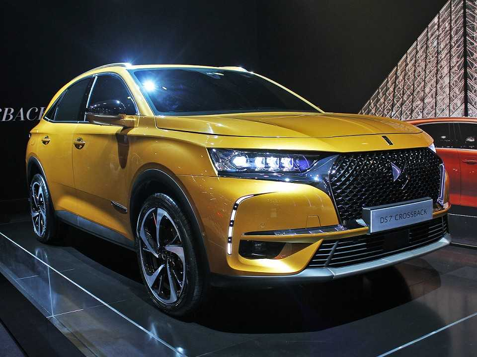 Citroën DS 7 Crossback 2018