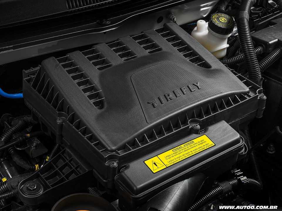 FiatArgo 2018 - motor