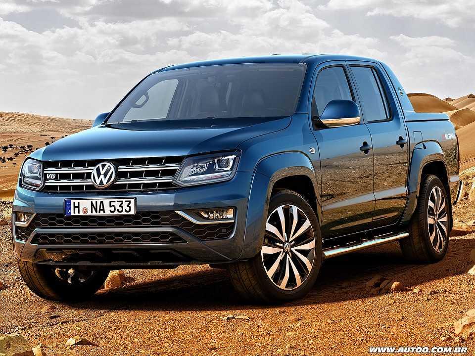 Volkswagen Amarok 2018