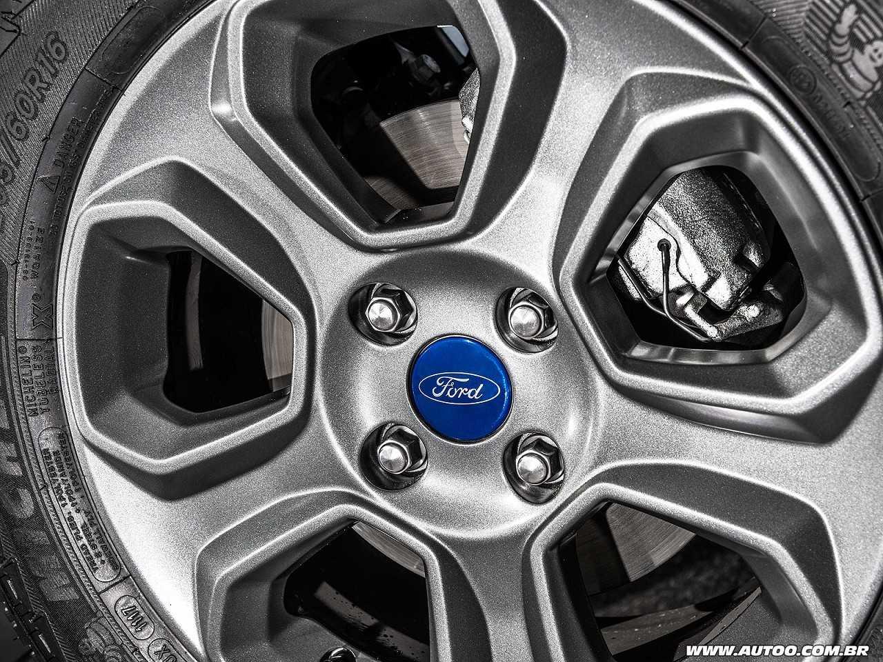 FordEcoSport 2018 - rodas