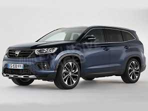 Renault prepara o ''Grand Duster'' para 2018