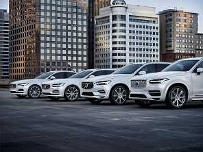 Volvo oferecerá somente carros eletrificados a partir de 2019