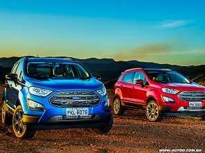 Ford EcoSport 2018 é lançado a partir de R$ 74 mil