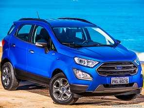 Ford EcoSport FreeStyle ou um Jeep Renegade Longitude?