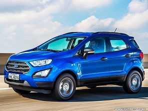 Teste: Ford EcoSport 2018 FreeStyle automático