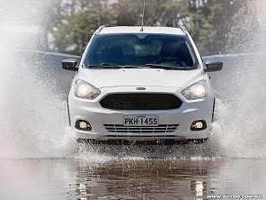 Depois de ano desastroso, Ford reage e volta ao 4º lugar no ranking
