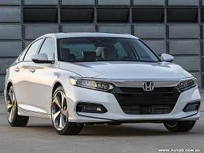 Bem mais arrojado, Honda Accord 2018 estreia nos EUA