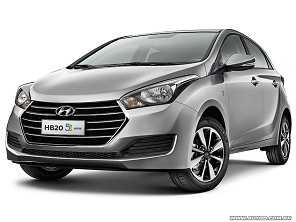 Compra PCD: Honda Fit Personal ou um Hyundai HB20 Premium
