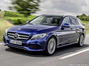 Raridade: Mercedes investe nas ''peruas'' e traz a C 300 Estate ao Brasil