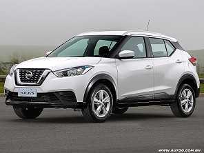Pensando na hora da revenda: um Nissan Kicks ou um Peugeot 2008?