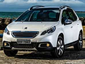 Peugeot 208 e 2008 contam com câmbio automático grátis