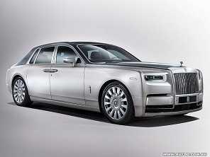 Símbolo do luxo, Rolls-Royce Phantom estreia sua oitava geração