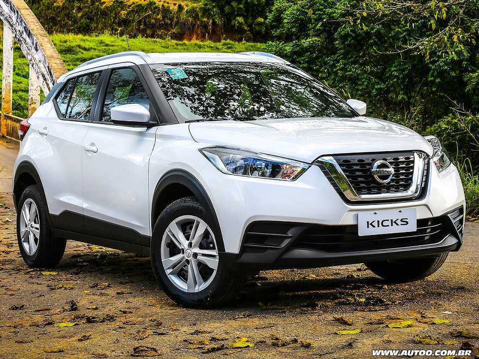 Nissan Pathfinder 2019 >> Teste: Nissan Kicks 1.6 S manual - AUTOO
