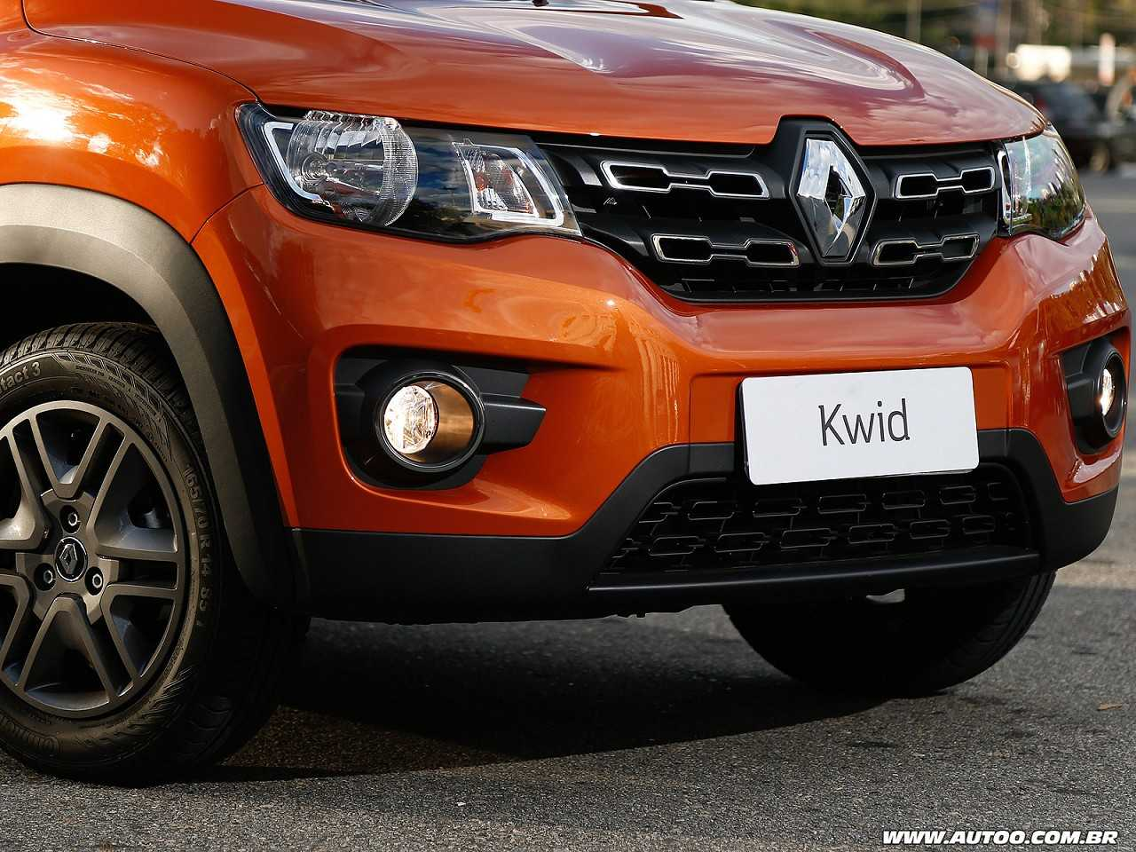RenaultKwid 2018 - outros