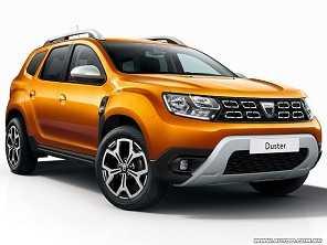 Na Europa, Dacia antecipa o novo Duster 2018