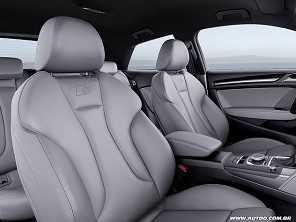 Audi A3: o modelo com os melhores bancos