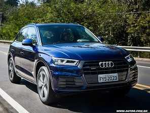 Em nova geração, Audi Q5 2018 parte de R$ 244.990