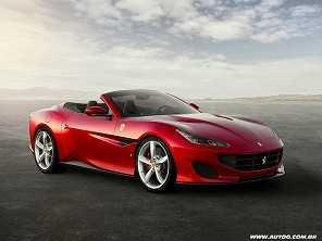 Com 600 cv, nova Ferrari Portofino chega para substituir a California T