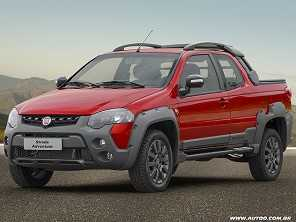 Fiat Strada 2018 chega às lojas com melhorias no interior e na conectividade