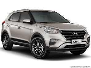 Hyundai Creta 2018 estreia versão Pulse Plus