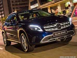 Mercedes-Benz GLA estreia facelift no Brasil e parte de R$ 158.900