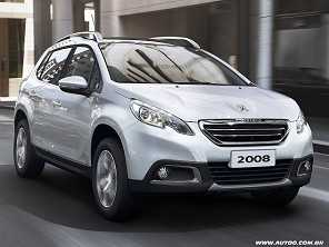 Peugeot oferece 2008 e 208 para PCD a pronta-entrega
