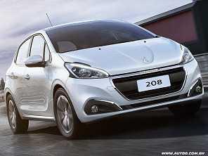 Peugeot 2008 e 208 estreiam câmbio automático de 6 marchas