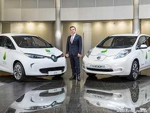 Renault-Nissan surpreende e lidera venda de veículos no mundo em junho