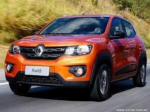 Devo comprar um Fiat Uno seminovo ou um Renault Kwid?