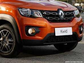 Na Índia, Renault trabalha em um Kwid ''tamanho família''