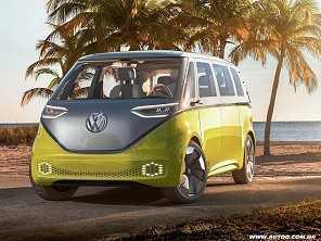 Volkswagen decide produzir a ''Kombi elétrica'' em 2022