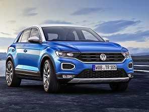 Volkswagen T-Roc: um SUV compacto com a receita alemã