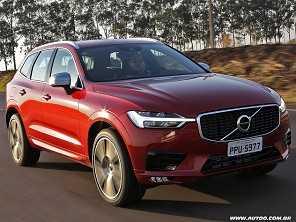 Teste: Volvo XC60 T5 Inscription 2018