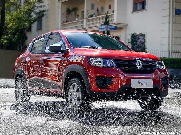Renault On Demand: por R$ 869 ao mês será possível assinar um Kwid