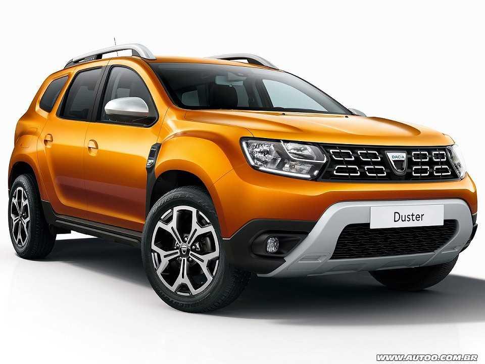 Nova geração do Dacia Duster que será revelada no Salão de Frankfurt