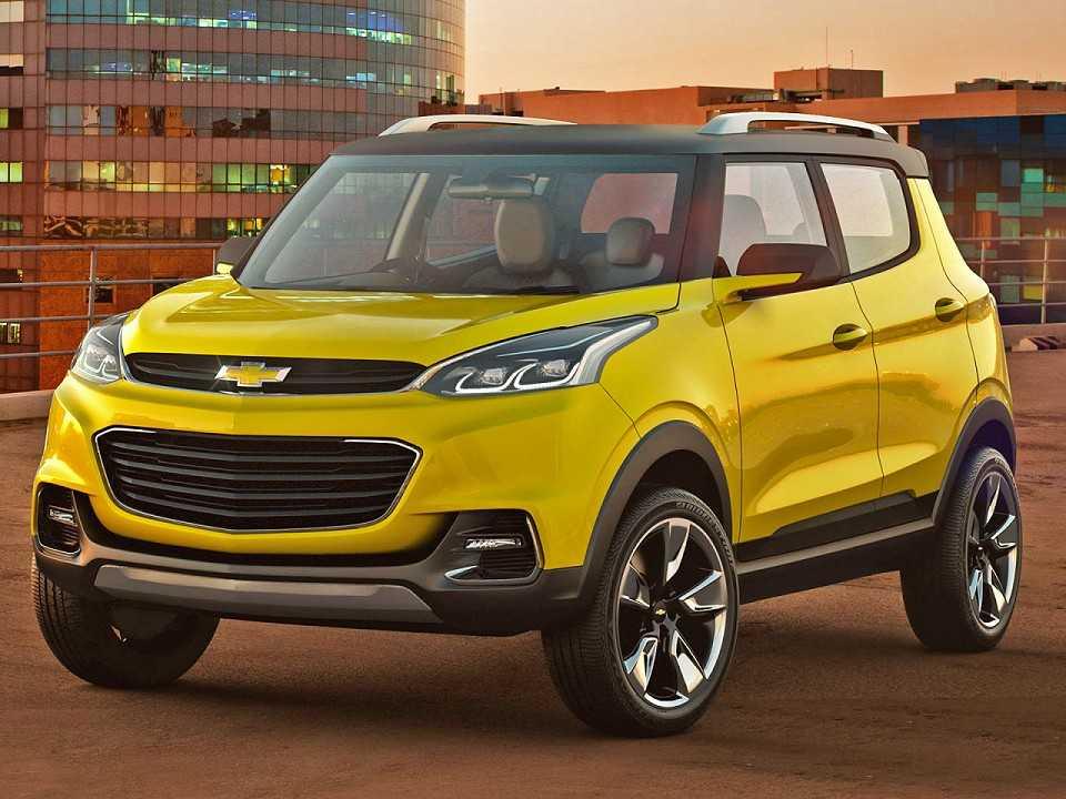 O conceito Adra pode inspirar o novo SUV compacto da Chevrolet