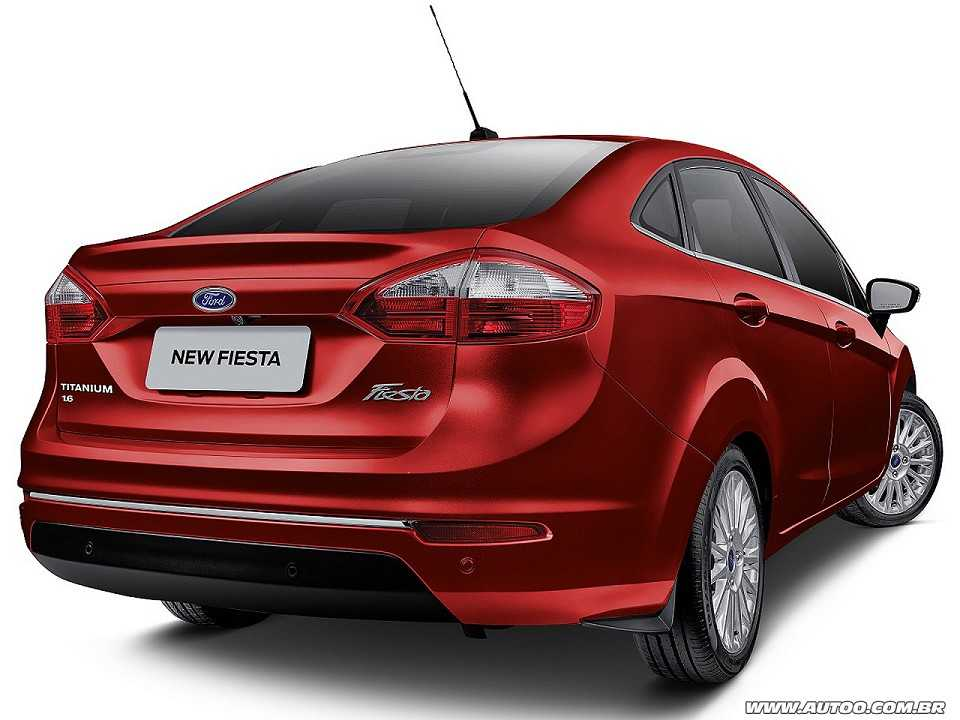 Ford Fiesta Sedan 2017