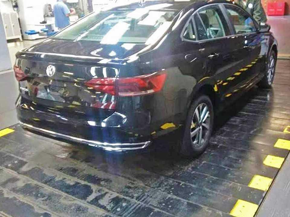 Volkswagen Virtus Vaza Por Inteiro Na Internet Autoo