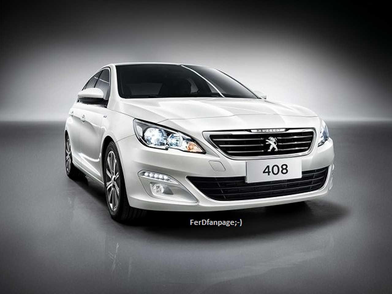 Provável atualização do Peugeot 408 chinês que vazou na internet