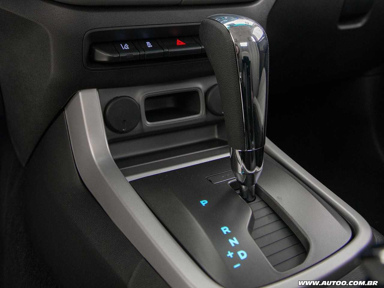 ChevroletS10 2018 - câmbio