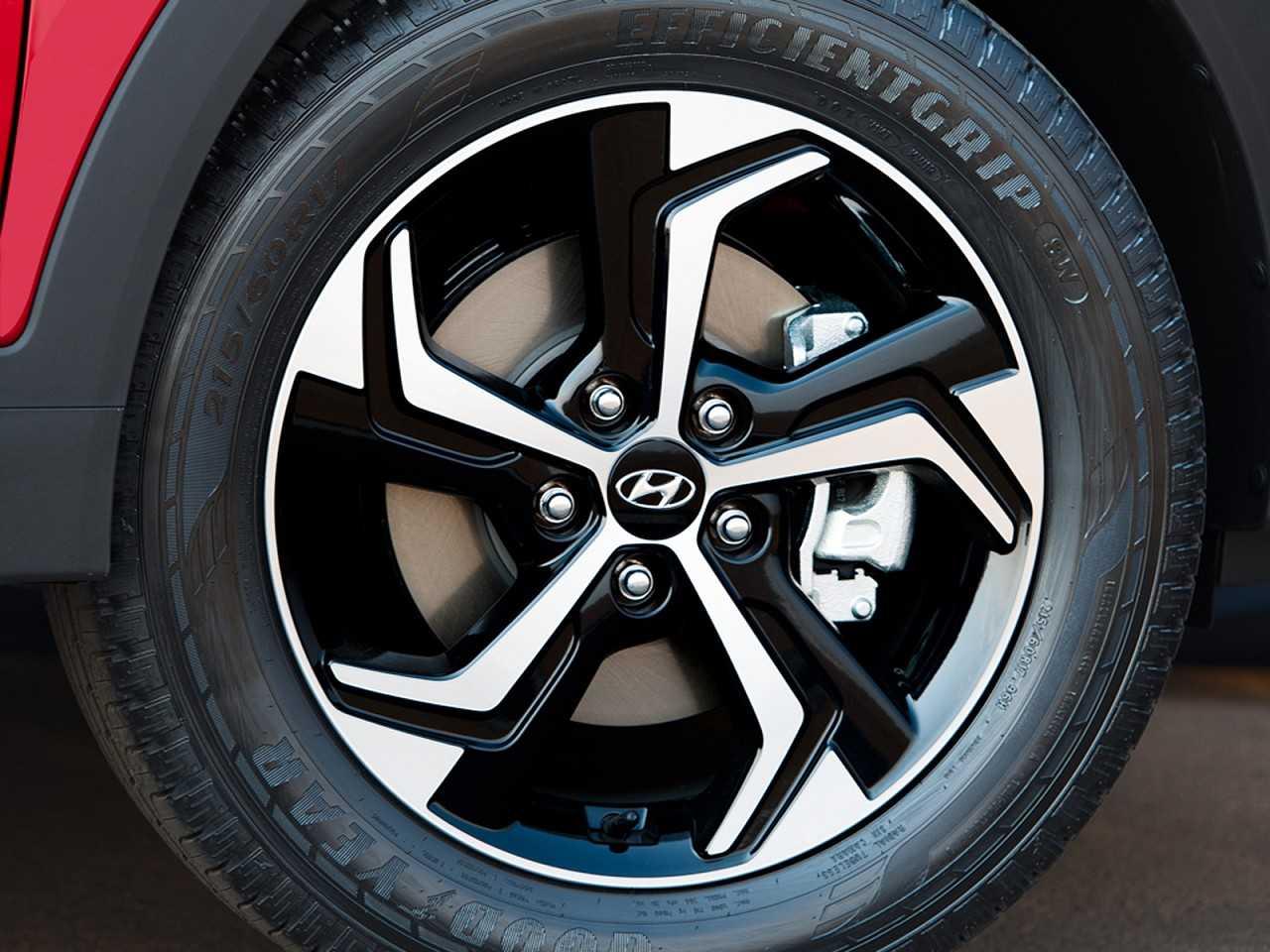 HyundaiCreta 2018 - rodas