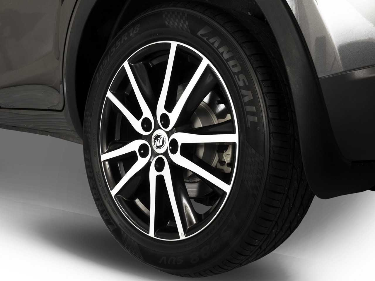 LifanX60 2018 - rodas
