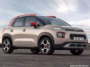 Destinado para a Europa, Citroën apresenta o inédito C3 Aircross