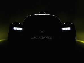 Mercedes-AMG anuncia superesportivo de 1.000 cv!