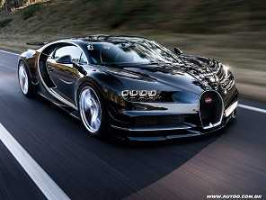 Bugatti Chiron estabelece o recorde no 0-400-0 km/h... e a marca quer mais!